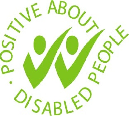 Positive About Diabled People Logo