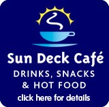 Sun Deck Café at Hampton Pool