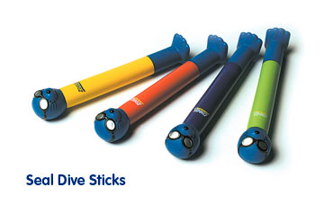 Seal Dive Sticks