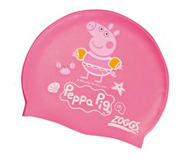 Peppa Pig swim hat